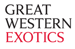 Great Western Exotics logo